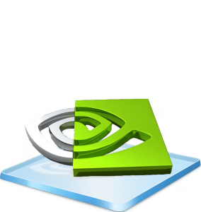 NVIDIA Library Icon (sharp) for Windows 7